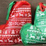 【クリスマス】お菓子のブーツは手作りが楽しい!期間限定品フル活用でオリジナルなプレゼントを作ってみました。